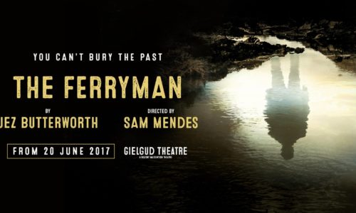 Conor Gormally has been rehearsing for The Ferryman which opens in London