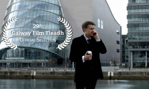 QED directed by Amy Joyce Hastings chosen for the Fleadh starring two other clients