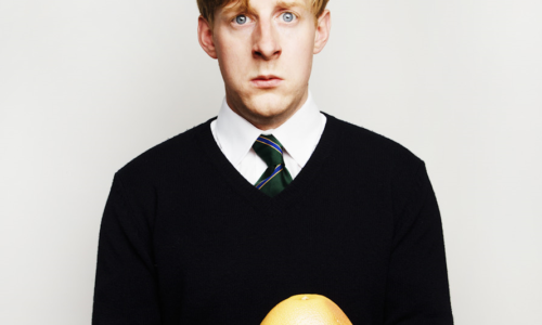 Michael Patrick writes and performs MY LEFT NUT at this year's Dublin's Fringe Festival