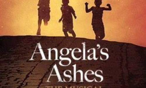 Conor Gormally tours in ANGELA'S ASHES, The musical, Ireland and UK