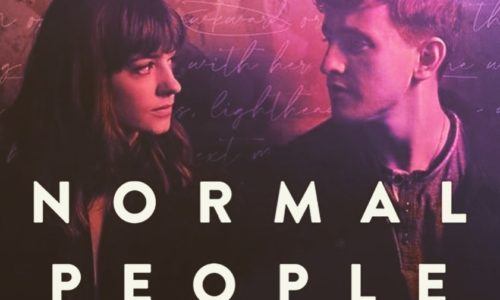 Slaney Power plays the role of Sophie in NORMAL PEOPLE (BBC/Hulu)