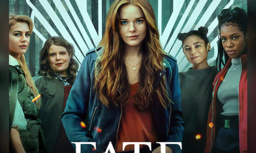 Pom Boyd plays  Doris The Dinner Lady in FATE: THE WINX SAGA for Netflix