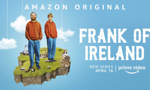Pom Boyd stars in FRANK OF IRELAND with Brian and Domhnall Gleeson